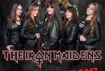 The Iron Maidens – European Tour 2017