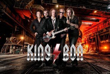 ACDC – Cover KING BON, Samstag 9. Juni 2018