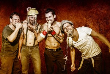 Psycho Sexy – Red Hot Chili Peppers Tribute Band 10.November